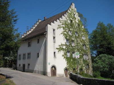 Mühle in Albruck